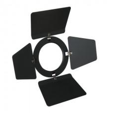 Showtec Barndoor for Parcan 30 кашетирующие шторки для PAR 30, чёрные