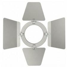 Showtec Barndoor for Compact Studio Beam кашетирующие шторки для Compact Studio Beam, полированные
