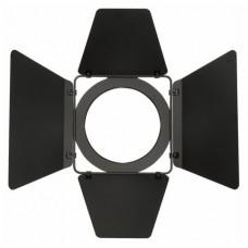 Showtec Barndoor for Studio Beam кашетирующие шторки для Studio Beam, чёрные
