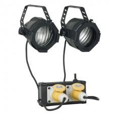 Showtec DWE Audience Blinder Set комплект прожекторов