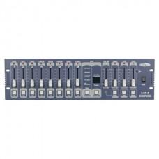 Showtec Lite-8 световой DMX контроллер, 8 каналов, с программированием