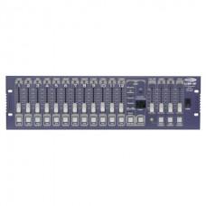 Showtec Lite-12 световой DMX контроллер, 12 каналов, с программированием