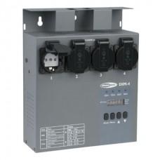 Showtec DIM-4 диммер/свитчер, 4 канала