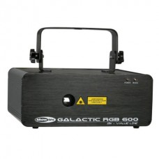 Showtec Galactic RGB600 Value Line многоцветный лазер