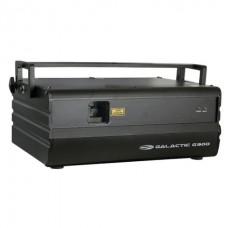 Showtec Galactic G300 монохромный зелёный лазерный проектор