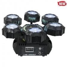 Showtec Airwolf комбинированный эффект RGBW прожекторы / стробоскоп / лазеры