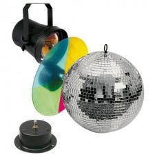 Showtec Mirrorballset мобильный набор с зеркальным шаром