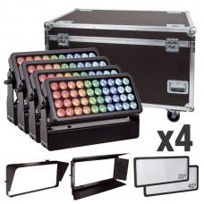 SHOWTEC HELIX S5000 Q4 SET набор из 4-х Showtec Helix S5000 Q4