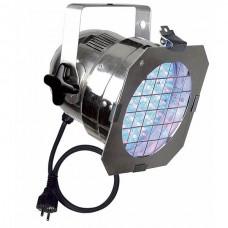 Showtec LED Par 56 Short Polished светодиодный прожектор PAR 56