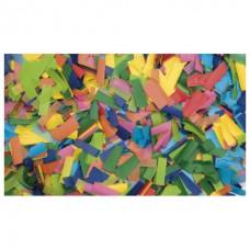 Showtec Show Confetti Rectangle 55 x 17mm конфетти прямоугольные, 1 кг