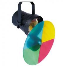 Showtec Parcan 36, Pinspot ColourChanger Set набор с прожектором PAR 36