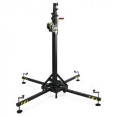 Showtec MT-150 Lifting Tower стойка для светового оборудования, с лебёдкой
