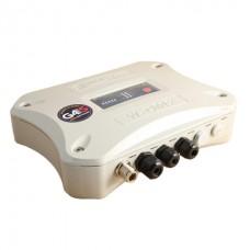 Showtec W-DMX ™ WhiteBox F-1 G4S IP65 всепогодный уличный малогабаритный приёмопередатчик для сигналов DMX, RDM.