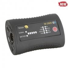 Showtec W-DMX™ MicroBox F-1 G5 Transceiver беспроводной автономный передатчик/приёмник DMX512 и RDM